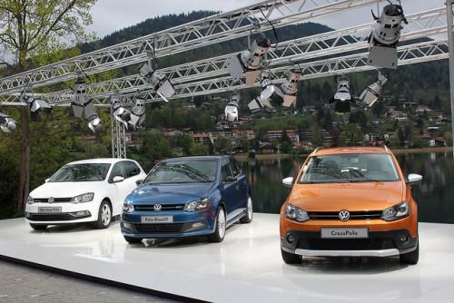 フォルクスワーゲン VW ポロ 外装 2014年型