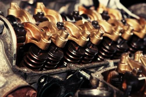 レシプロエンジン 4ストローク