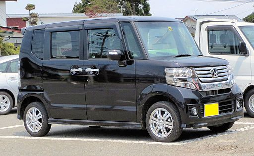 ホンダ N-BOX カスタム G・Lパッケージ 2015年型