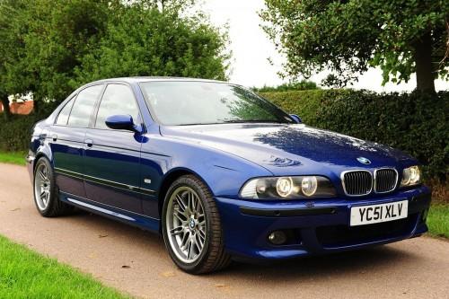BMW M5 E39 1999年