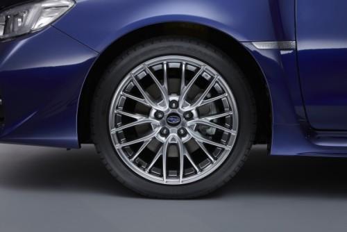 スバル WRX S4 2016年型 ホイール