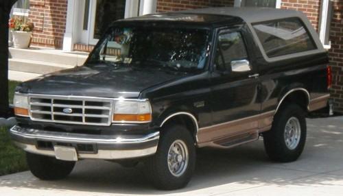 フォード ブロンコ 5代目