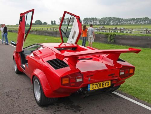 ランボルギーニ カウンタックLp400 1974年
