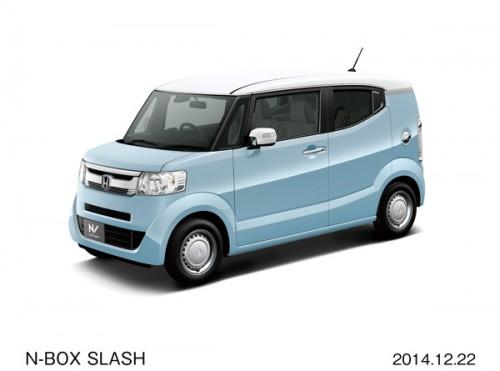 ホンダ N-BOX SLASH X 2014年型