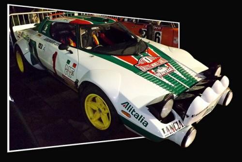 ランチア ストラトス 1970年型