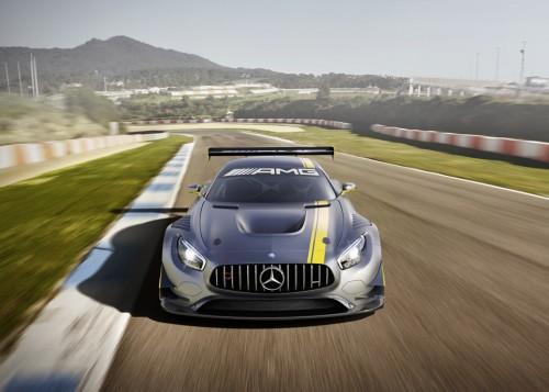 メルセデス AMG GT3 2015年型