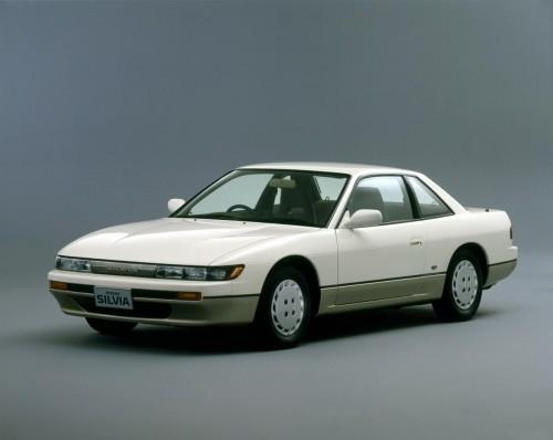 日産 シルビア S13 1988年