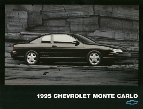 5代目 シボレー モンテカルロ 1995年
