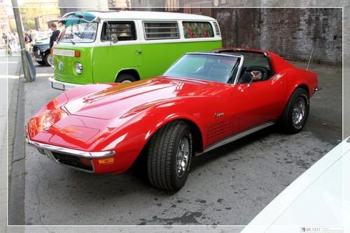 3代目 シボレー コルベット C3型 1967年型