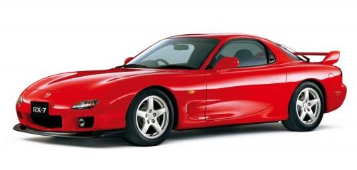 マツダ RX-7 タイプR バサースト 2001年