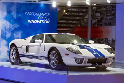 フォードGT 2005年