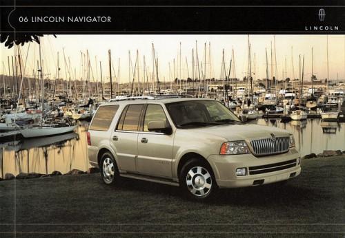 リンカーン ナビゲーター 2006年型