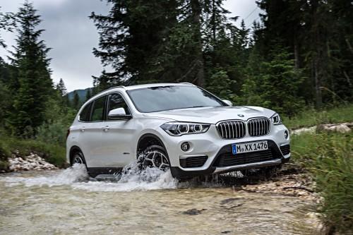 BMW X1 2016年型
