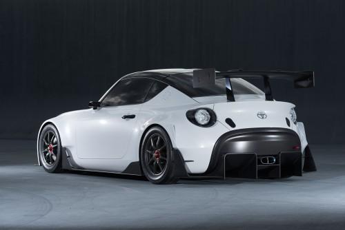 トヨタ S-FR Racing Concept 2015年