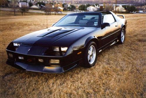 シボレー・カマロ Z28 3代目 1991年