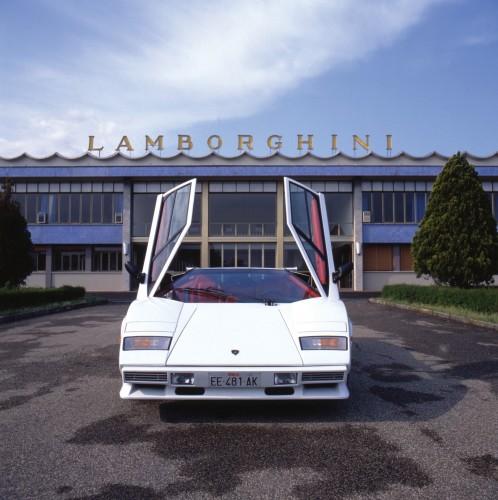 ランボルギーニ カウンタック 1985年