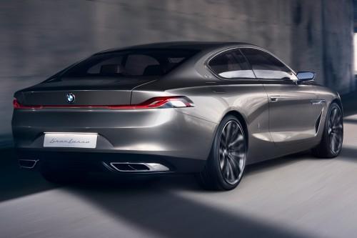 BMW 8 コンセプト ピニンファリーナ グランルッソ レンダリング