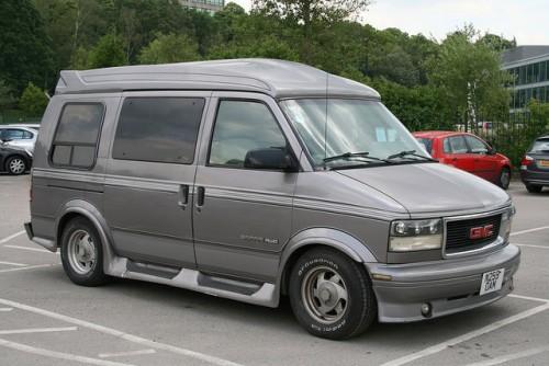 GMC サファリ 1996年
