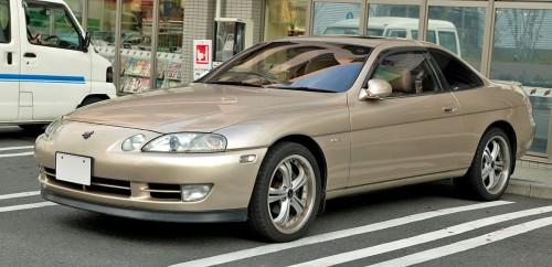 トヨタ ソアラ 3代目