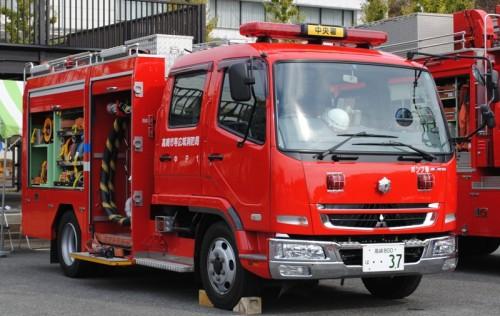 消防ポンプ自動車 (高崎市等広域消防局)