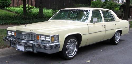 GM キャデラック ドゥビル セダン 1978年