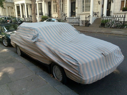 車 カバー