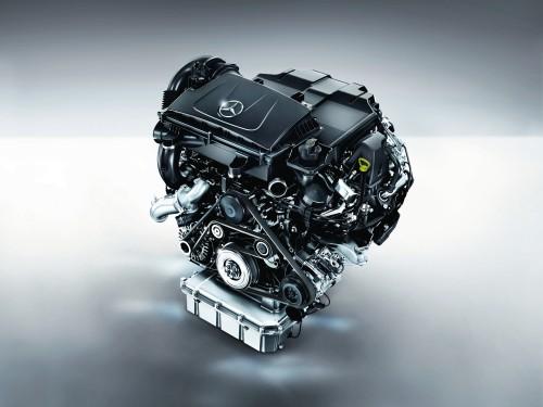 メルセデス ベンツ V エンジン 2015年型