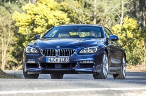 BMW 6シリーズ クーペ 2015年型