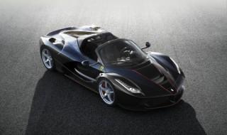 ラ・フェラーリ の価格と性能、中古車で買えるの?スパイダー版アペルタが世界初公開!