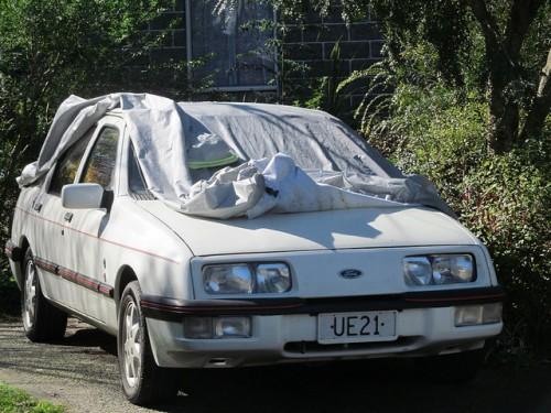旧車 カバー