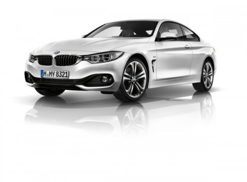 BMW 4シリーズ クーペ F32 2013年型