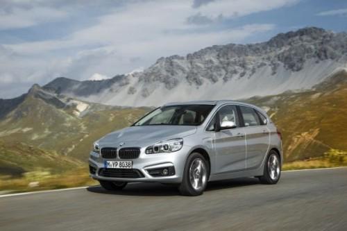 BMW 2シリーズ アクティブ ツアラー 2016年