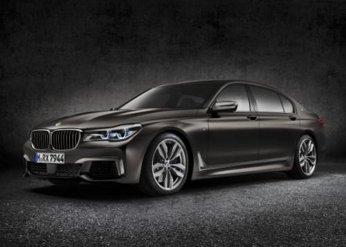 BMW 7シリーズ M760Li xDrive 2016年