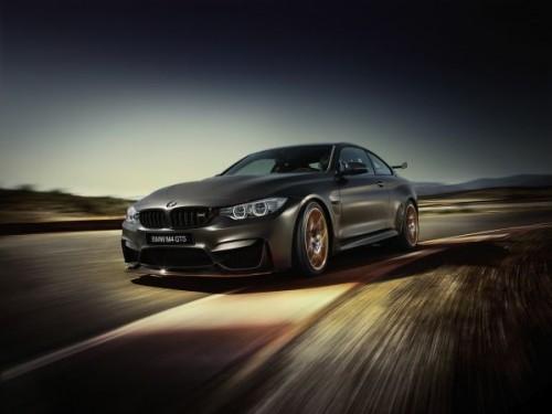 BMW M4 GTS 2016年