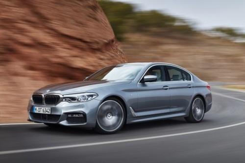 BMW 5シリーズ セダン Mスポーツ 2017年モデル