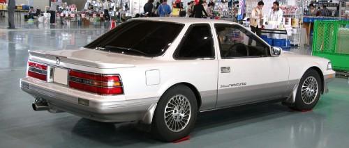 トヨタ ソアラ 2代目
