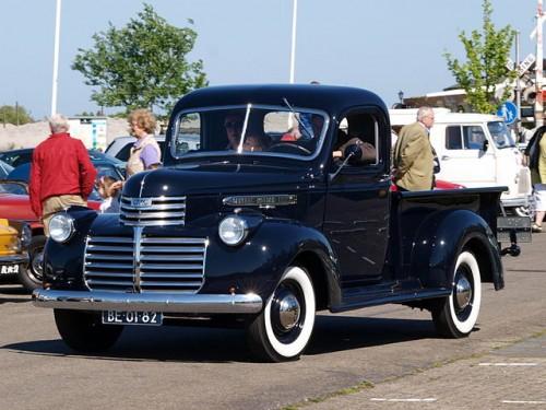 GMC モデル 9314 ピックアップトラック 1941年