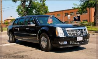 「ビースト」は大統領専用車!超防弾&対テロ仕様の驚愕スペックを見よ トランプの車