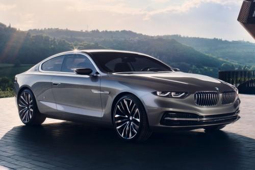 BMW 8 コンセプト ピニンファリーナ グランルッソ
