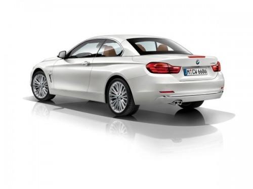 BMW 4シリーズ カブリオレ F33 外装 2013年型