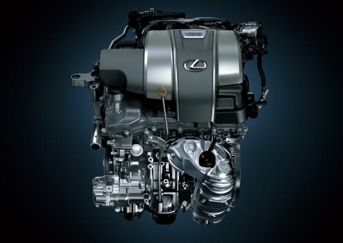 トヨタ レクサスRX 2015年 エンジン
