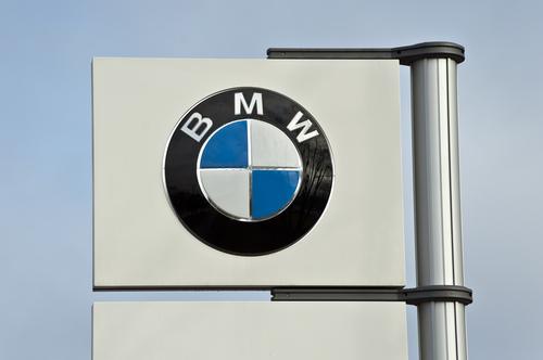 BMW ロゴ ディーラー エンブレム