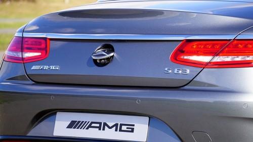 メルセデスベンツ S63 AMG