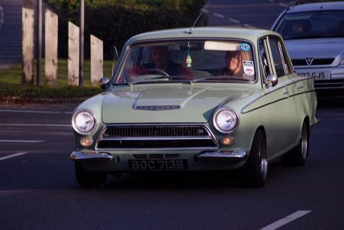 フォード・コンサル・コルチナ 1964年型