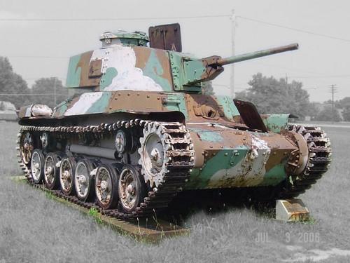九七式中戦車