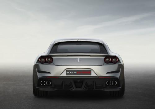 フェラーリ GTC4 ルッソ 外装