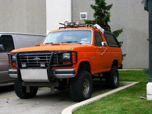 フォード ブロンコ 1982年型