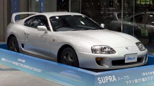 トヨタ スープラ 2代目