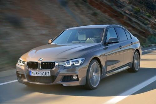 BMW 3シリーズ セダン 2015年型
