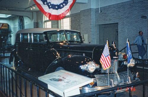 フォード リンカーン リムジン 1939年型